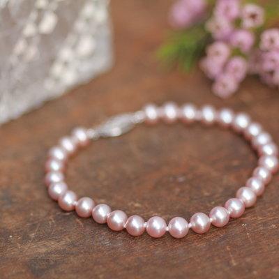 Joulberry Blush Ocean Pearl Bracelet