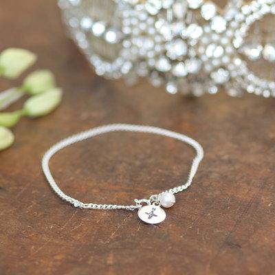 PERSONALISED Maiden Star Bracelet