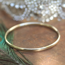 Joulberry Gold Solar Bangle