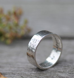 Joulberry Personalised Arran 8mm Ring
