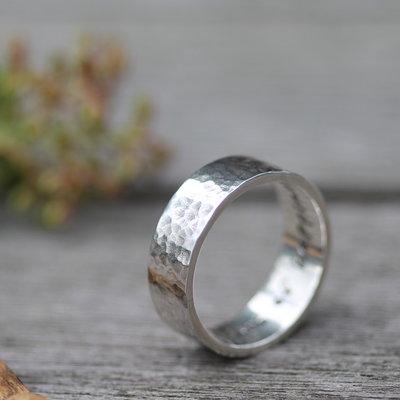 Personalised Arran 8mm Ring