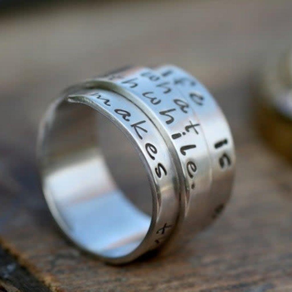 Joulberry Secret Scroll Ring