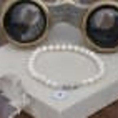 PERSONALISED White Ocean Pearl Bracelet