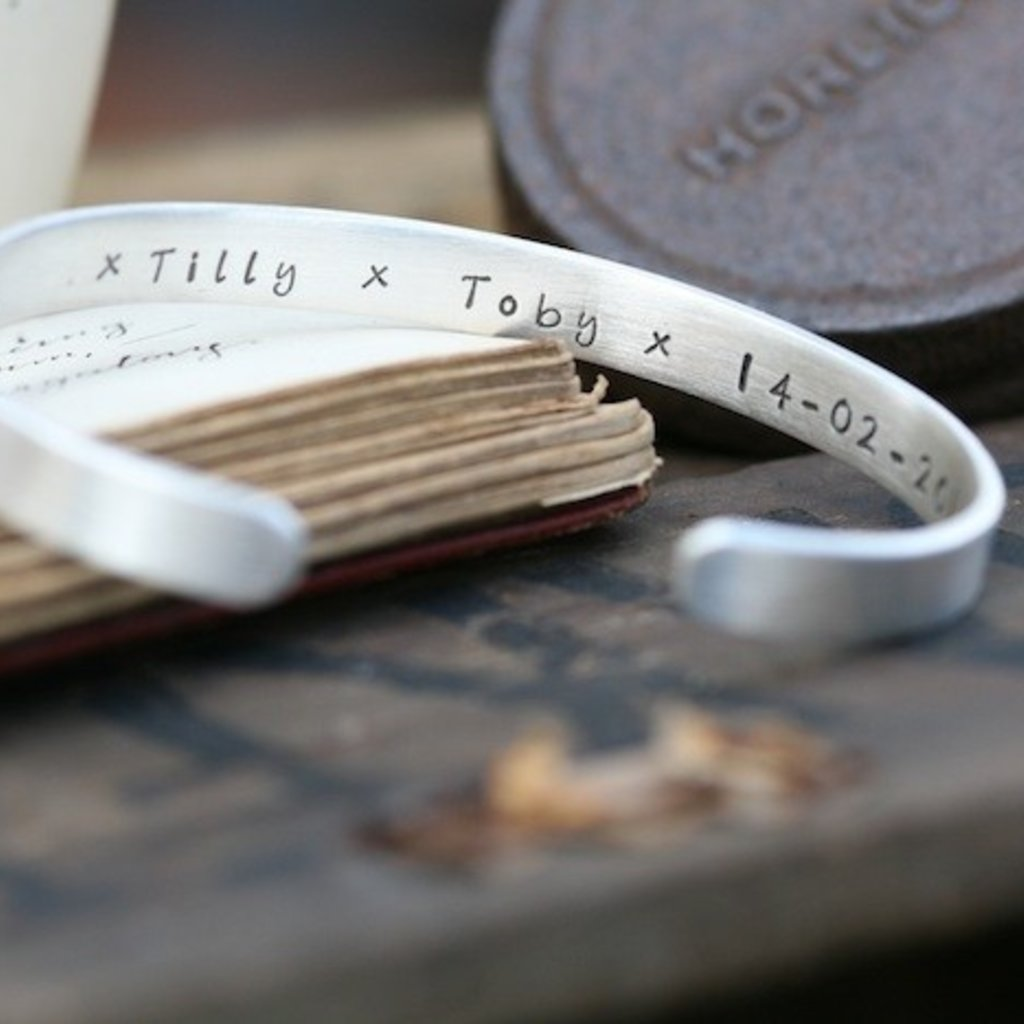 Joulberry Personalised Arran Cuff