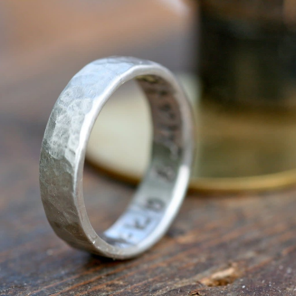 Joulberry Personalised Arran 5mm Ring