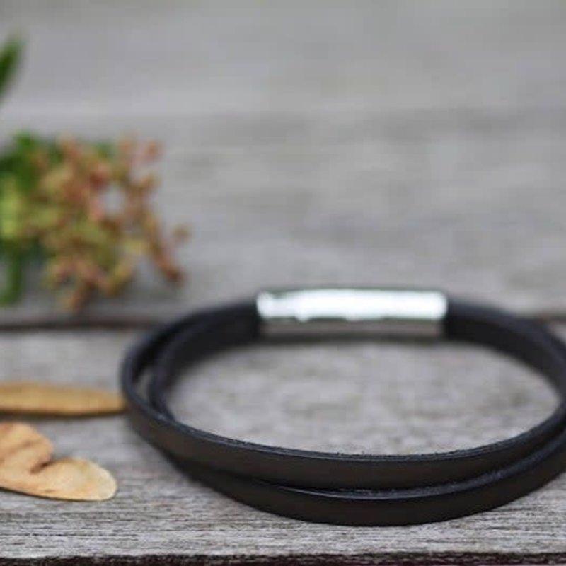 METRO Fistral Bracelet Charcoal