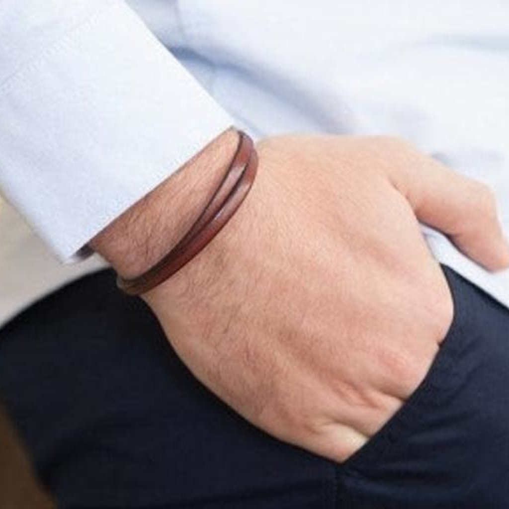 Joulberry Fistral Bracelet Brown