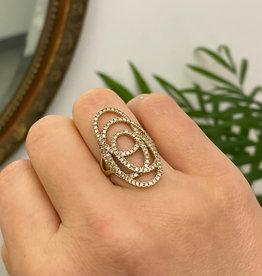 Joulberry Gold Eliza Diamond Ring
