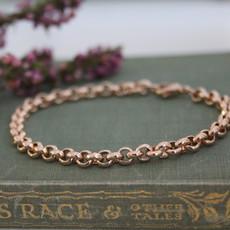 CASSIDY Rose Gold Katherine Bracelet