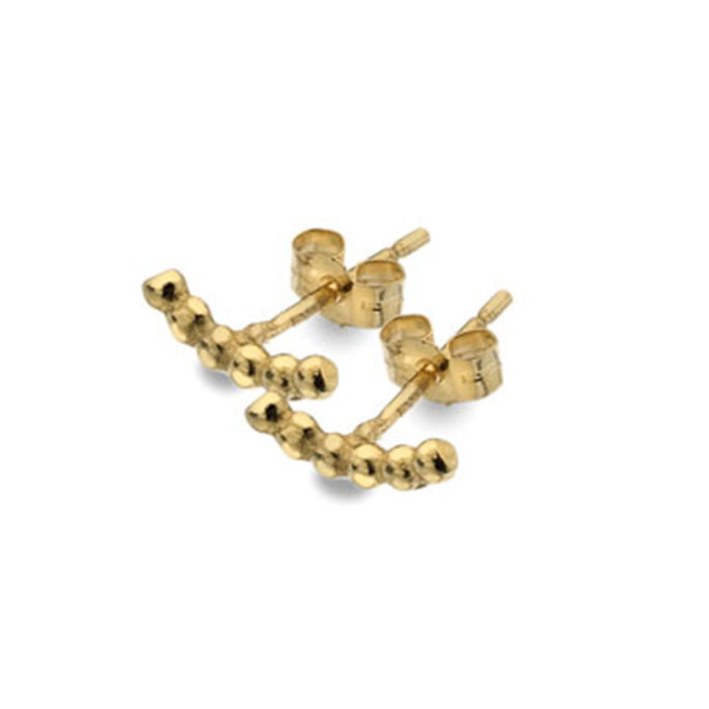 BOHO Lilly Climber Beads Earrings