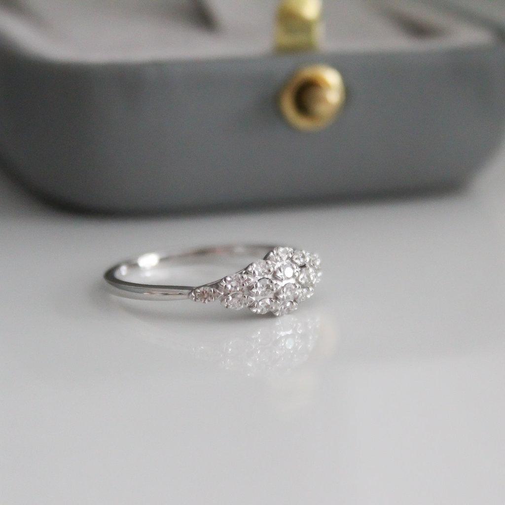 GATSBY Cora Diamond Ring