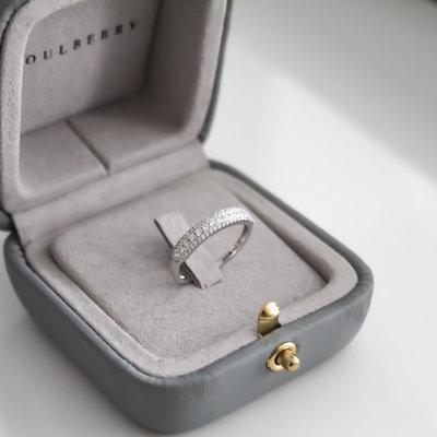 Vogue White Gold Henrietta Diamond Ring