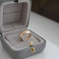 Joulberry Vogue Gold Samara Diamond Ring