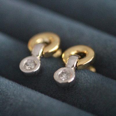 Vogue Diamond Kaleido Earrings