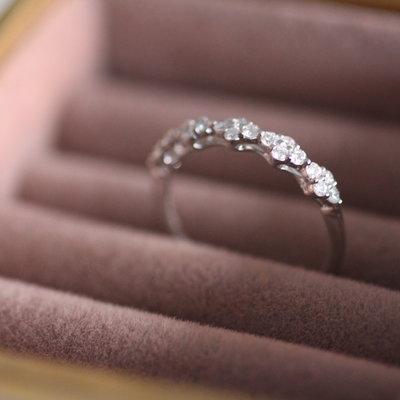 BLOSSOM Diamond Rosebay Ring