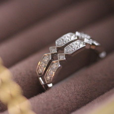 Joulberry Vogue White Gold  Lannia Diamond Ring