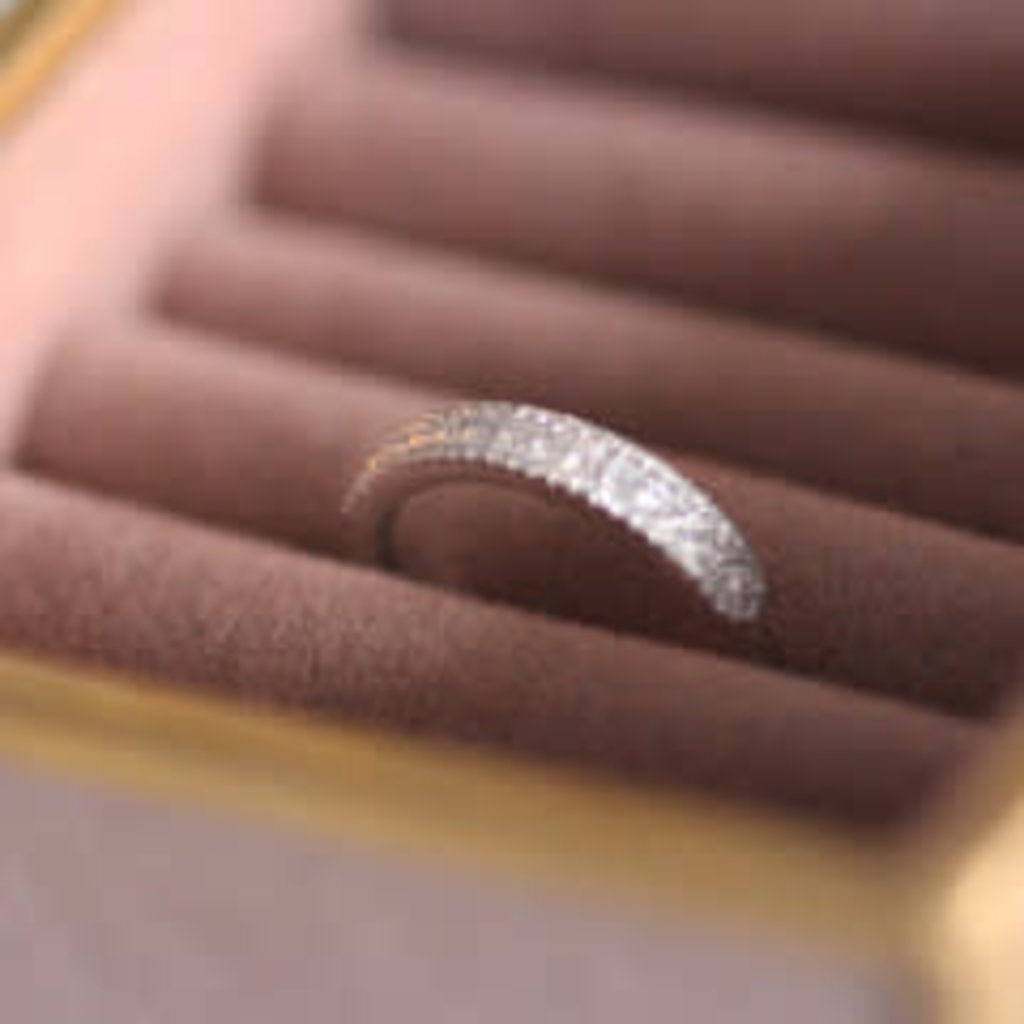 Joulberry Vogue White Gold Henrietta Diamond Ring