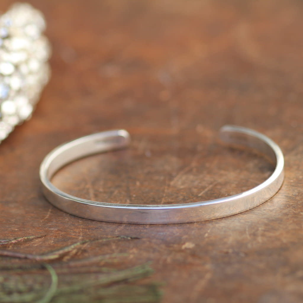 Joulberry Silver Ladies Cuff