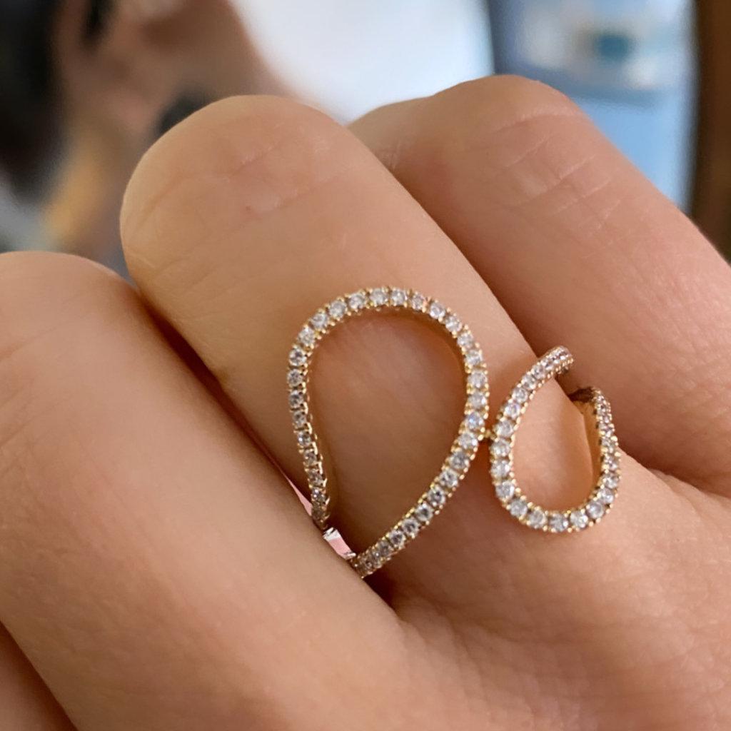 Gold Mala Diamond Necklace