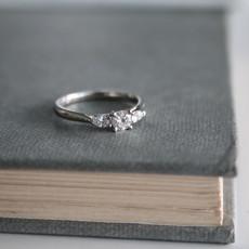 MONROE Platinum Diamond Nicolette Ring