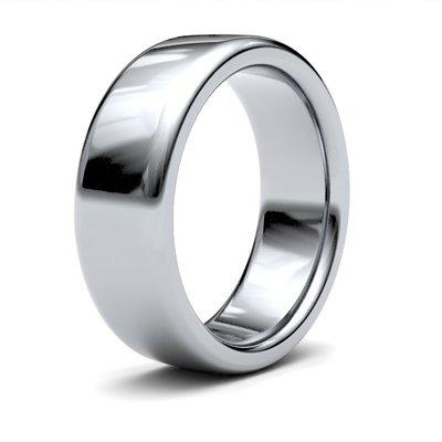 ERROS Platinum Ring 7mm