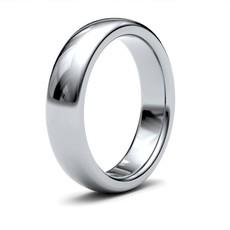 BONDD Platinum Ring 5mm
