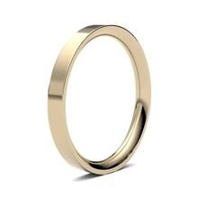 FORDE 18 Carat Gold Ring 2.5mm