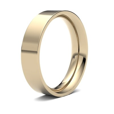 FORDE 18 Carat Gold Ring 5mm