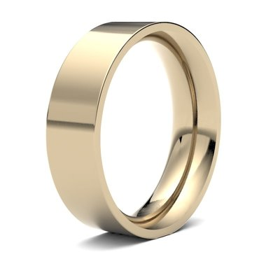 FORDE 18 Carat Gold Ring 6mm