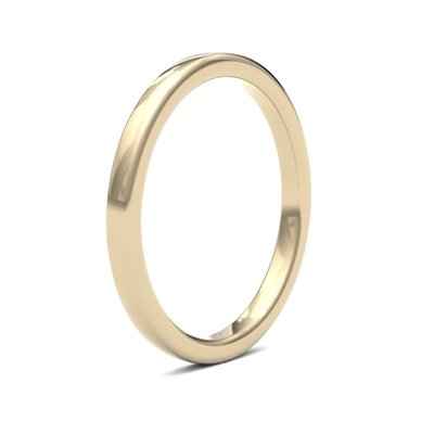 ERROS 18 Carat Gold Ring 2.5mm