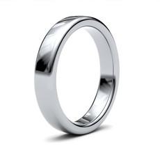 ERROS Platinum Ring 4mm