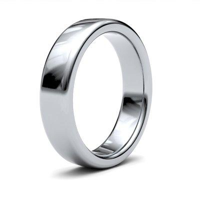 ERROS Platinum Ring 5mm