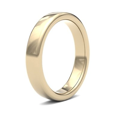 ERROS 18 Carat Gold Ring 4mm