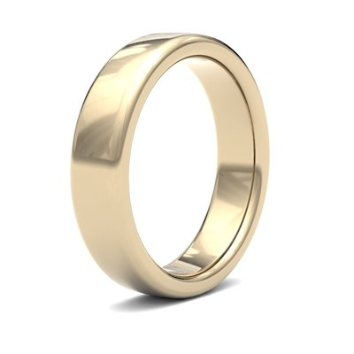 ERROS 18 Carat Gold Ring 5mm