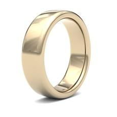 ERROS 18 Carat Gold Ring 6mm