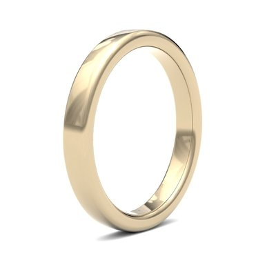 ERROS 18 Carat Gold Ring 3mm