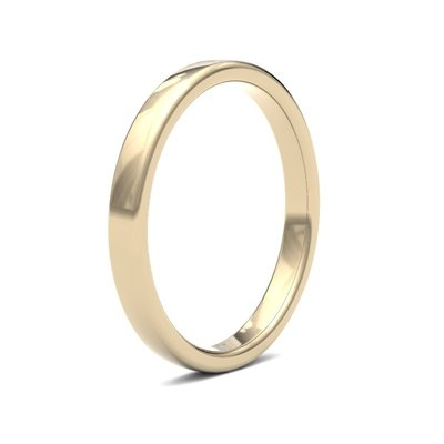 ESTELE 18 Carat Gold Ring 3mm
