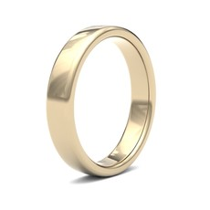 ESTELE 18 Carat Gold Ring 4mm