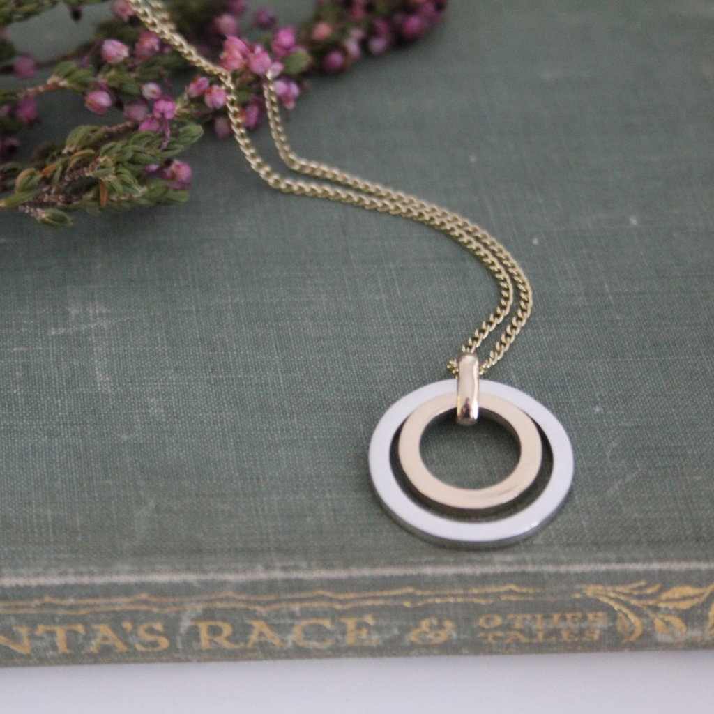 KENSINGTON Gold and Silver In2you Necklace