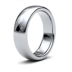 BONDD Silver Ring 6mm