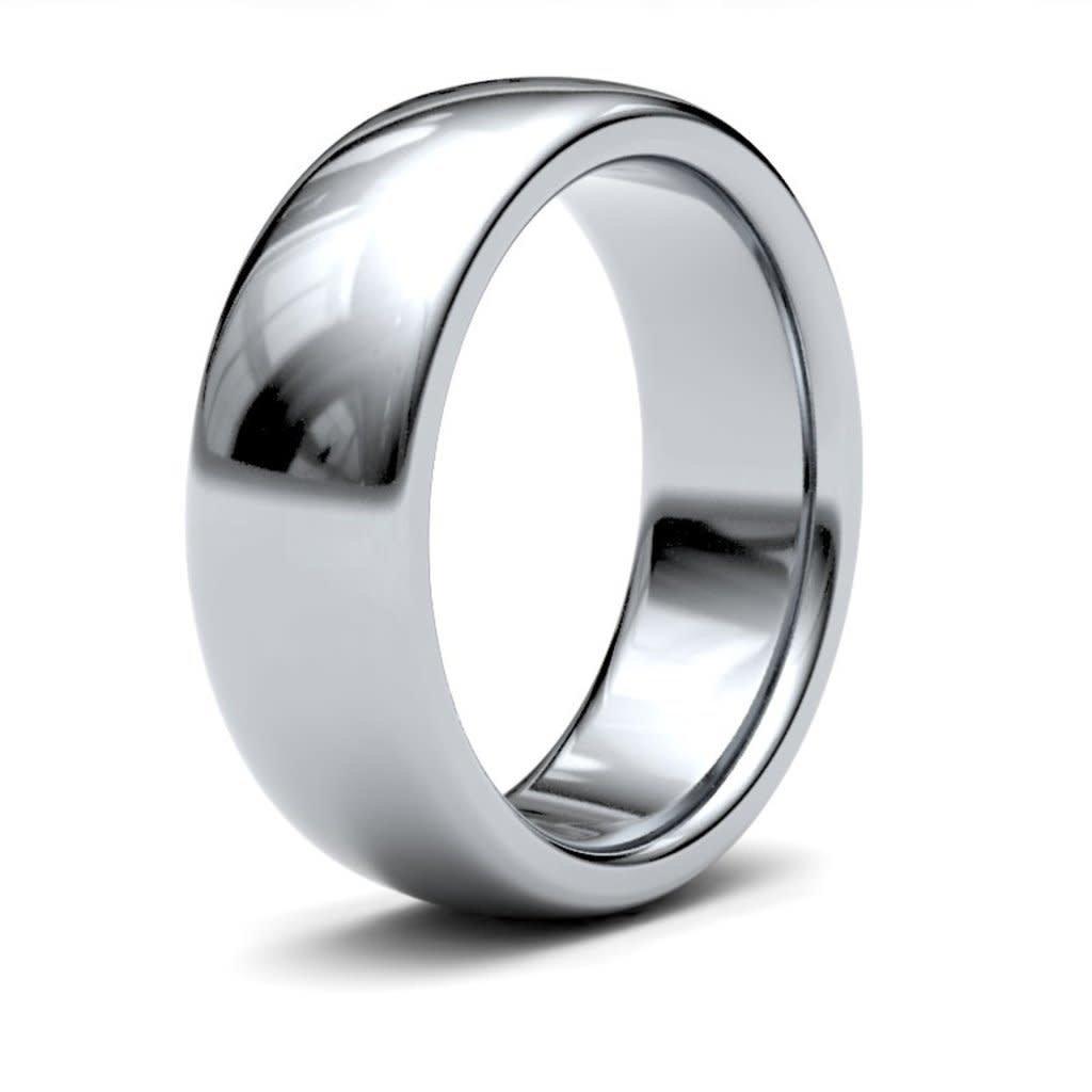 BONDD Silver Ring 7mm