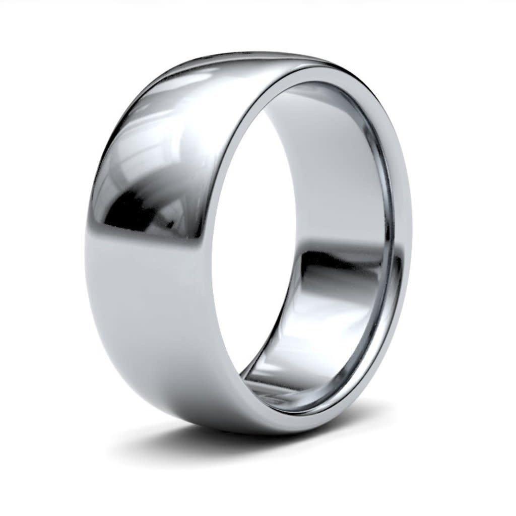 BONDD Silver Ring 8mm