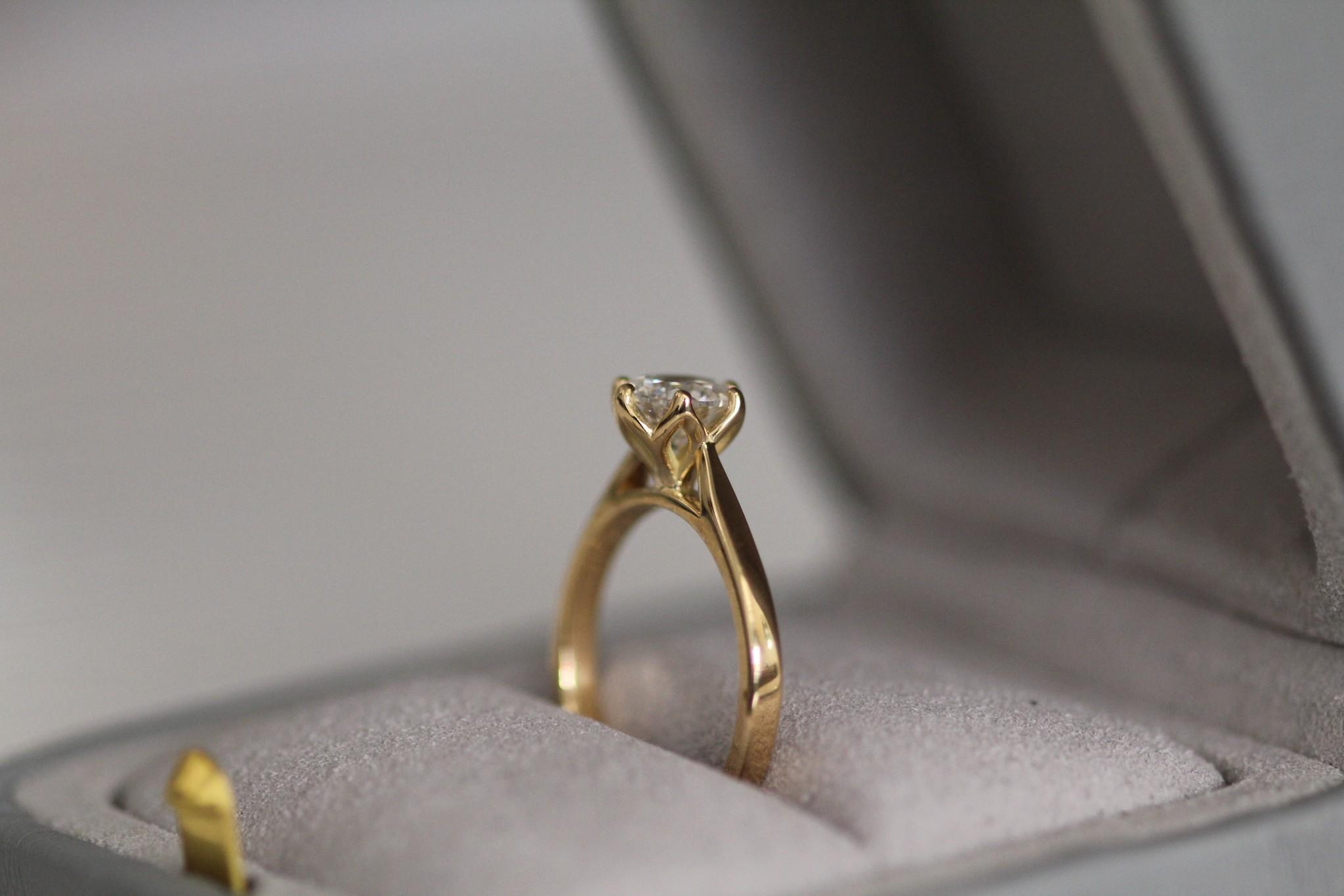 Thinking of a bespoke piece of jewellery?