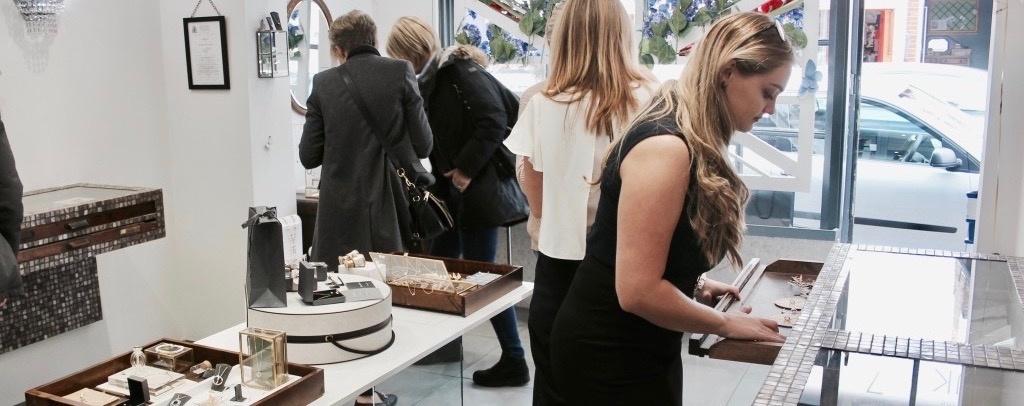 Visit our Hampton Court Boutique