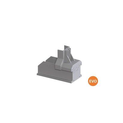 ClickFit EVO EVO Eindkap Aluminium
