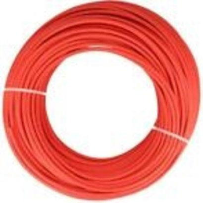 MC Solarkabel 4mm²  Rood 100 meter op rol