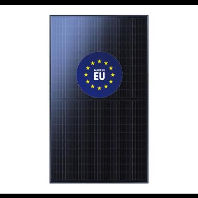 Denim M395BBHC-144 395WP Full Black Half Cell EU