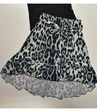 Yoyo Swing skirt leopard