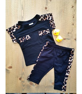 ZM Girly jogging set zwart