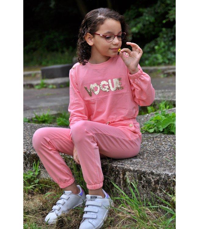 YoyoS Set Vogue roze
